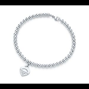 New Tiffany & Co. Sterling Silver Bracelet 6.5""
